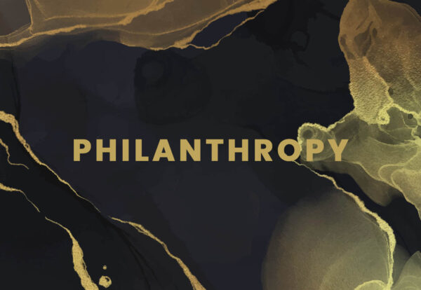 Philanthropy to create Awareness